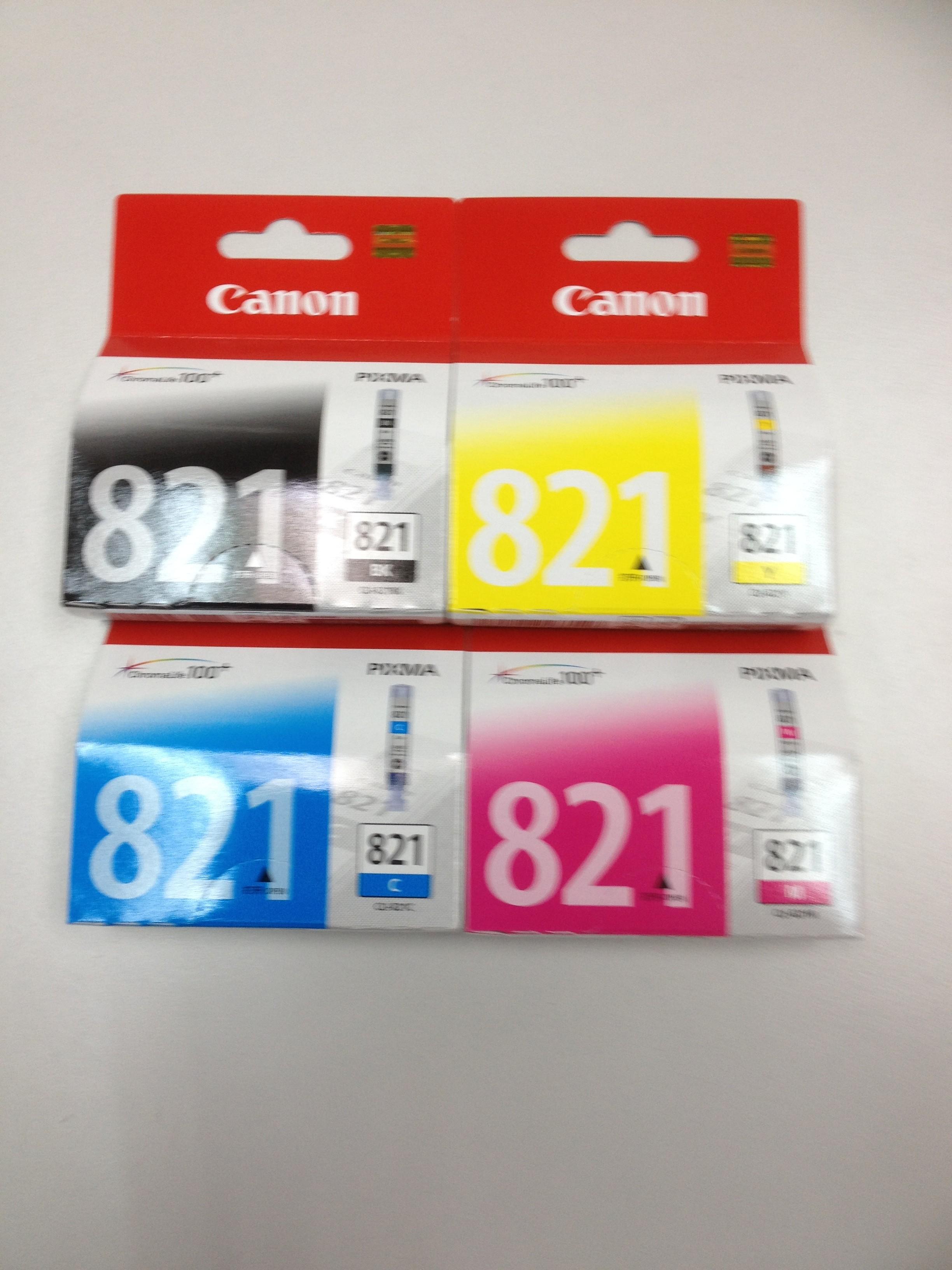 CANON PIXMA CLI-821 CARTRIDGE