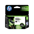 HP 950XL Black Officejet Ink Cartridge(CN045AA)
